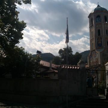Асеновград – теренно проучване с колегите от университета