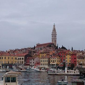 Приключение в Истрия  (Бастионът на туризма Ровин)