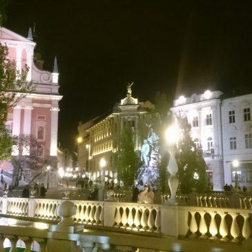 Почувствай Любляна