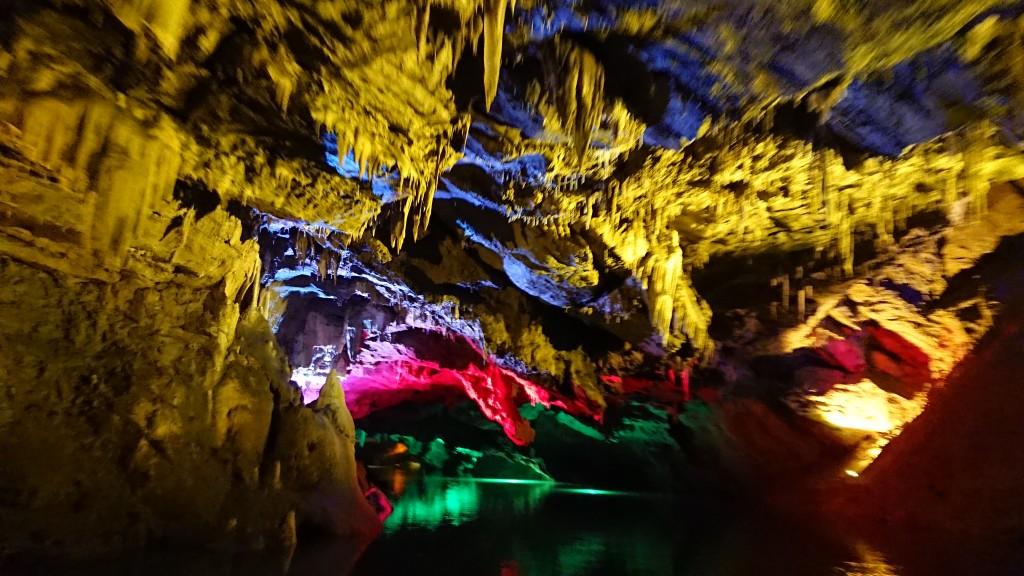 Ляонин. Пещера Бънси.