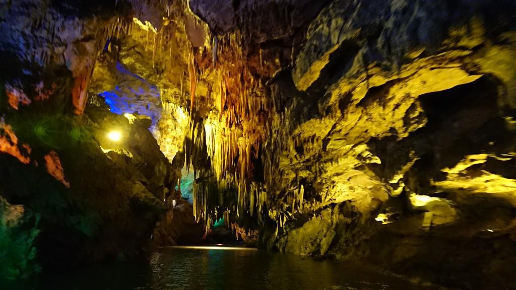 Ляонин. Пещера Бънси
