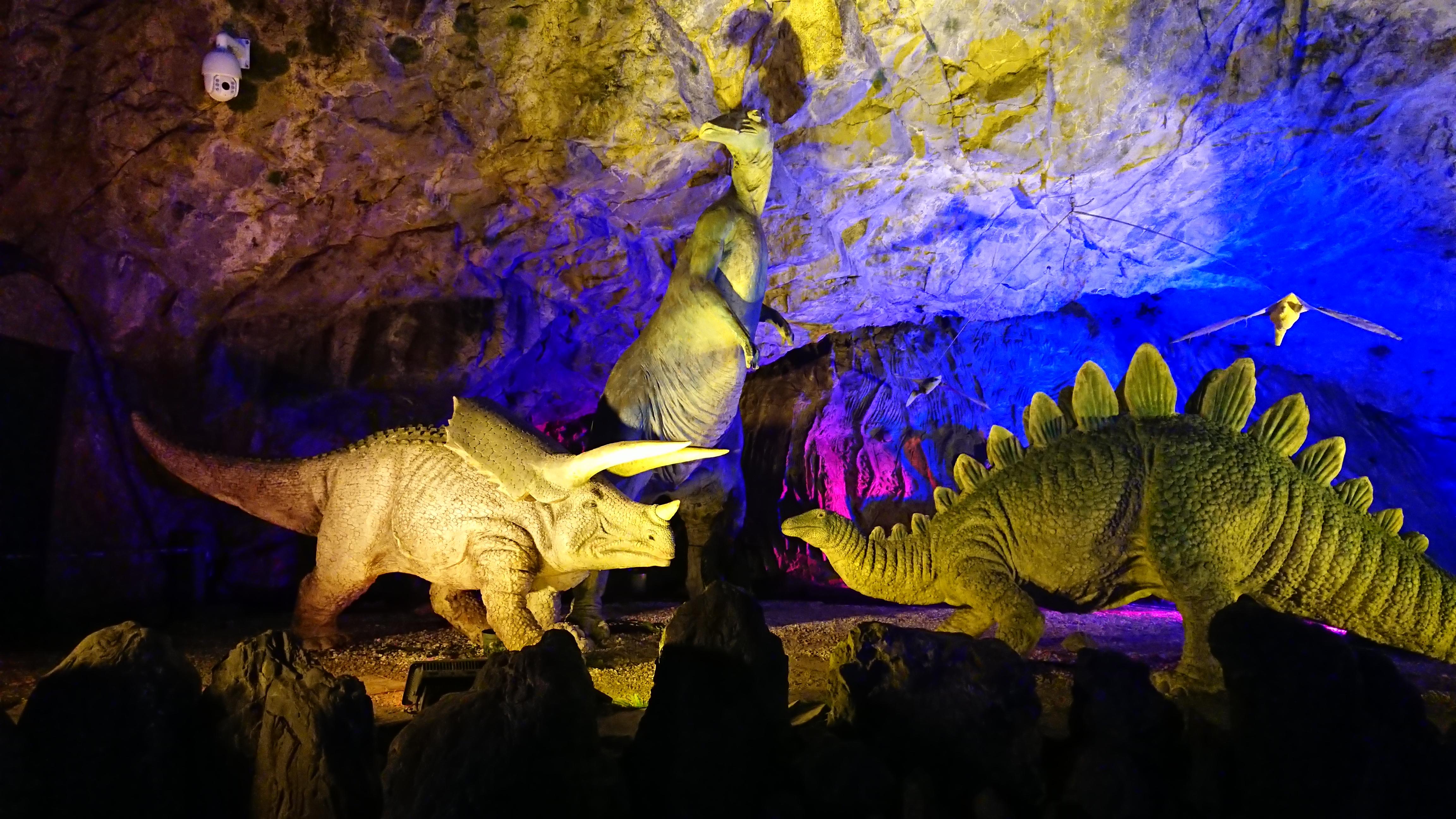 Ляонин (Пещера Бънси и Дандун)