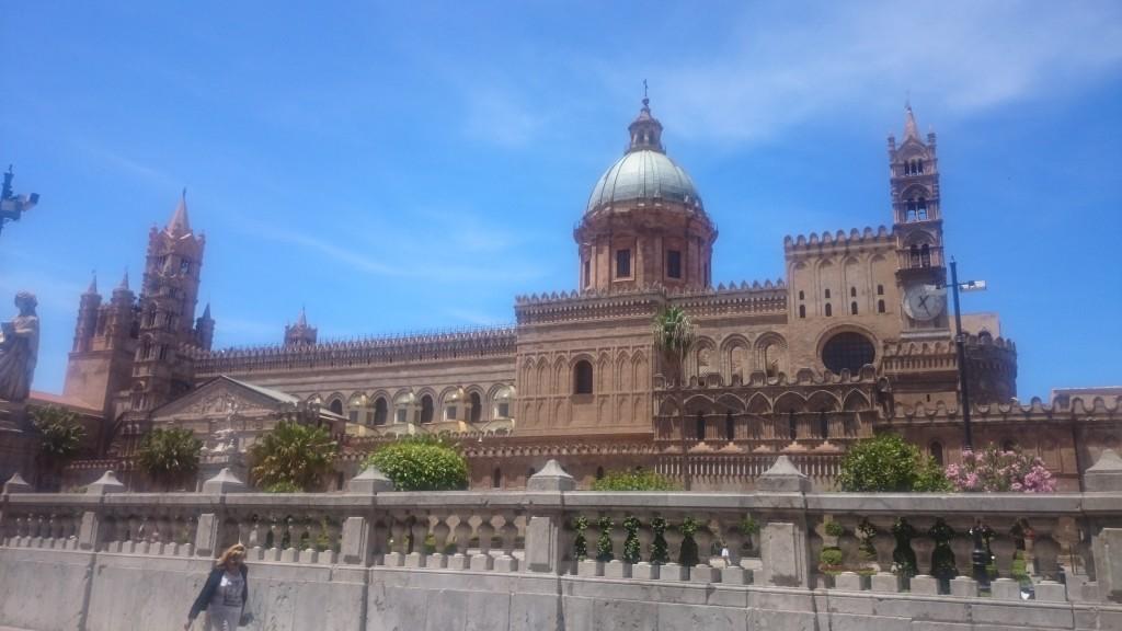 Палермо. Катедралата