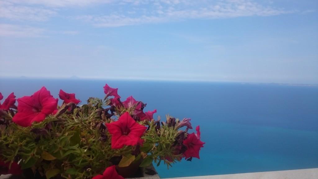 Сицилия. Безкрайната морска шир